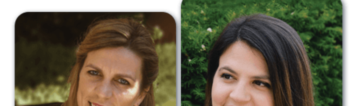 Ελένη Βαρβιτσιώτη και Βικτώρια Δενδρινού