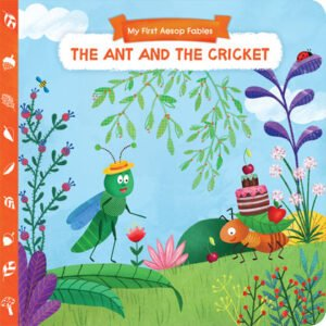 AESOP'S FABLES-THE ANT AND THE CRICKET