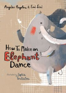 COVER HOW TO MAKE AN ELEPHANT DANCE