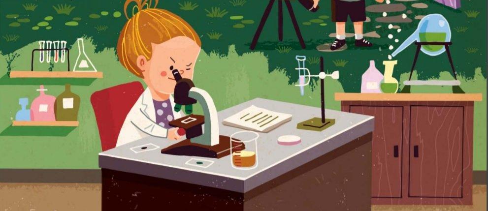 Γυναίκες & Κορίτσια στην Επιστήμη: Οι ιστορίες που εμπνέουν